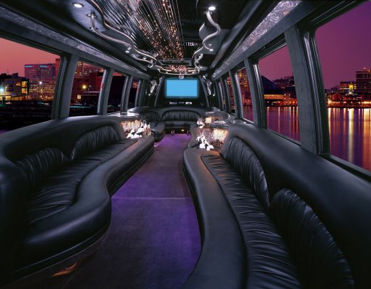 Party Buses For Sale Rohrer Bus - Party bus with bathroom