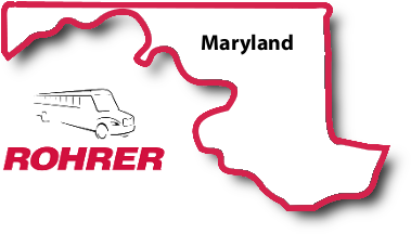 Maryland Bus Sales New Used Buses For Sale Rohrer Bus